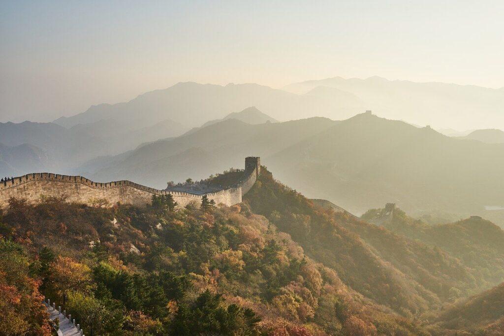 偉人イメージ-万里の長城-歴史